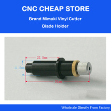 Factory Price High Quality Mimaki Cutting Plotter Blade Holder Mimaki Printer Vinyl Cutter Plotter Knife Holder(China)