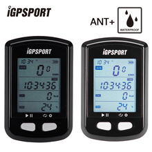 IGPSPORT Cycling Bike Bicycle GPS Wireless Speedometer ANT+ Waterproof IPX6 Digital Stopwatch Bike Accessories Sports Computer(China)