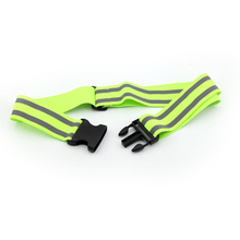 Outdoor Cycling Reflective Belt Unisex Safety Belt High Visibility Reflection Belt Running Practical Belts For Safety(China)