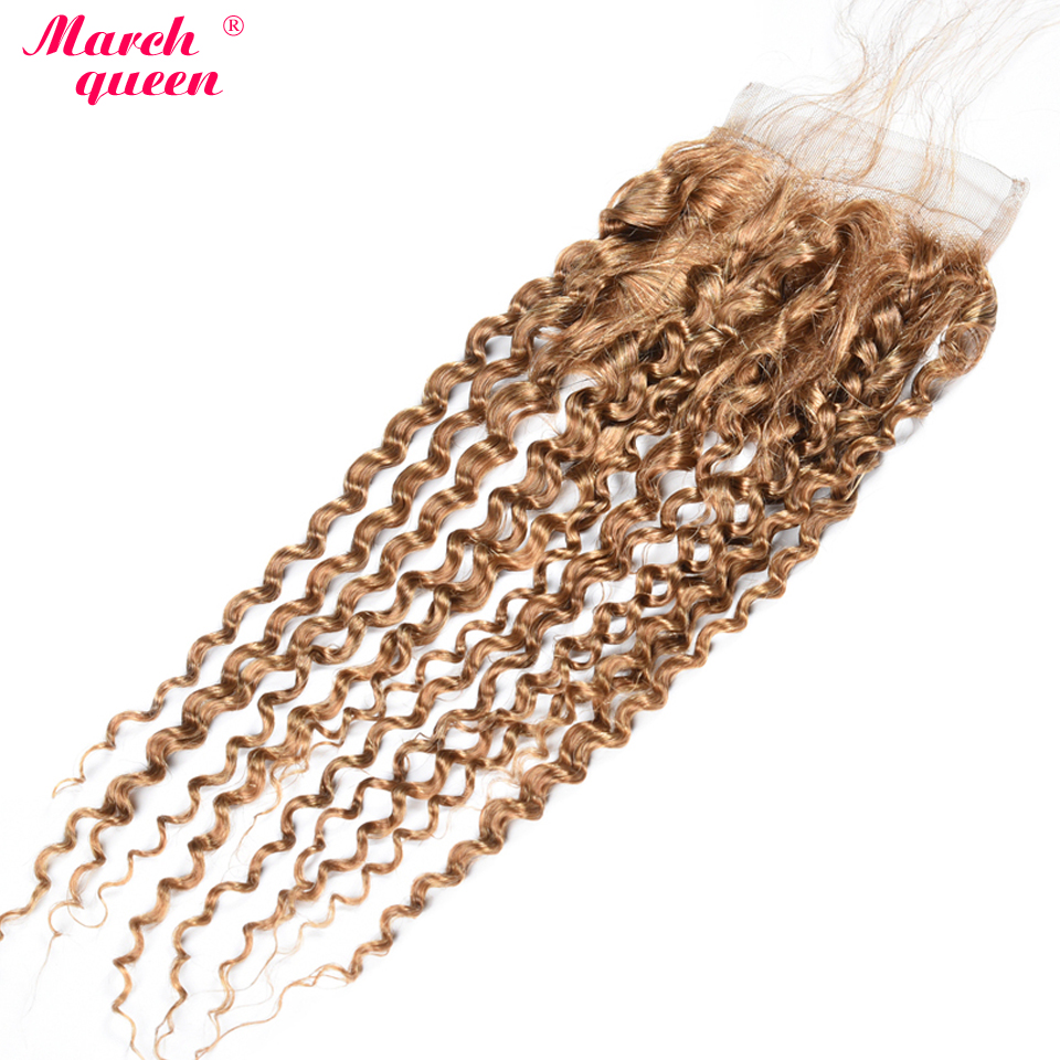 27 curly hair bundles with closure 5