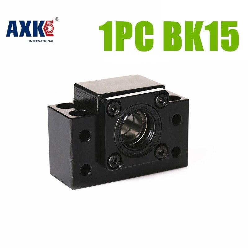 2017 Limited Cnc Router Parts Linear Rail Hiwin Axk Sfu2005 Ballscrew Support Bk15 For Screw 20mm 2005 Sfu2004 Sfu2010 End #<br>