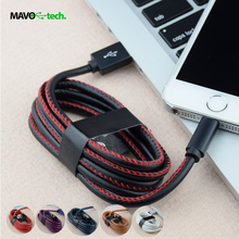 Leather USB 3.0 Fast Charging Type-C Cable 5V 2A Speed Charge Cable for Samsung Note 7 Nexus 5X 6P Pixel for chromebook LG G5