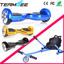 hoverboard 6.5 electric skateboard smart self balance scooter 2 wheel hoover boosted hover board walk car unicycle Fr warehouse(China)