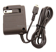 8pcs/lot US Wall Home Travel Charger AC Power Adapter for Nintendo DS Lite NDSL