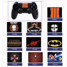 10Pcs /lots for Ps4 Touchpad Bar PVC Touch Pad Stickers Decal Cover For Sony Dualshock 4 PS4 DS4 Controller Touchpad Skin Case