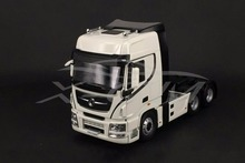 Diecast Truck Model Dongfeng Tianlong 1:24 (White) + SMALL GIFT!!!!!!!
