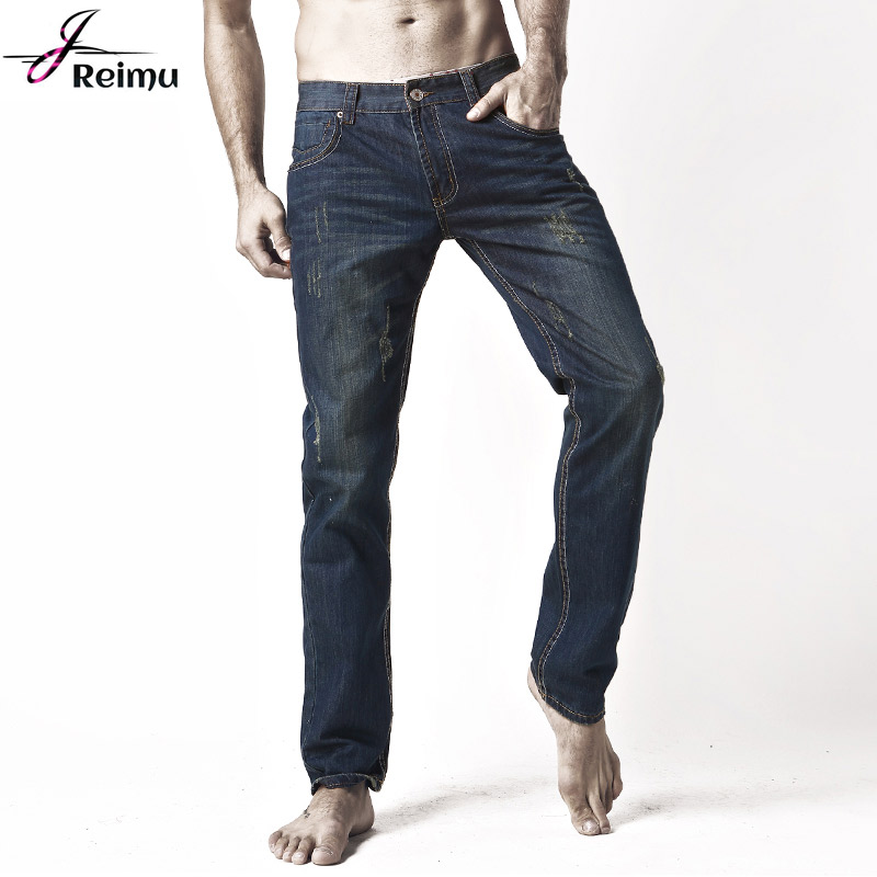 2017 New Arrival Famous Brand Men Jeans High Quality Ripped Jeans For Men Oversized Male Denim Jumpsuit Hot Sale Brand-clothingОдежда и ак�е��уары<br><br><br>Aliexpress