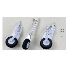 landing gear without retract for Freewing F5N tiger 80mm EDF rc jet airplane model F-5N