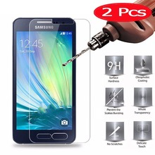 MRGO Tempered Glass Samsung Galaxy A3 2015 Screen Protector - Official Store store