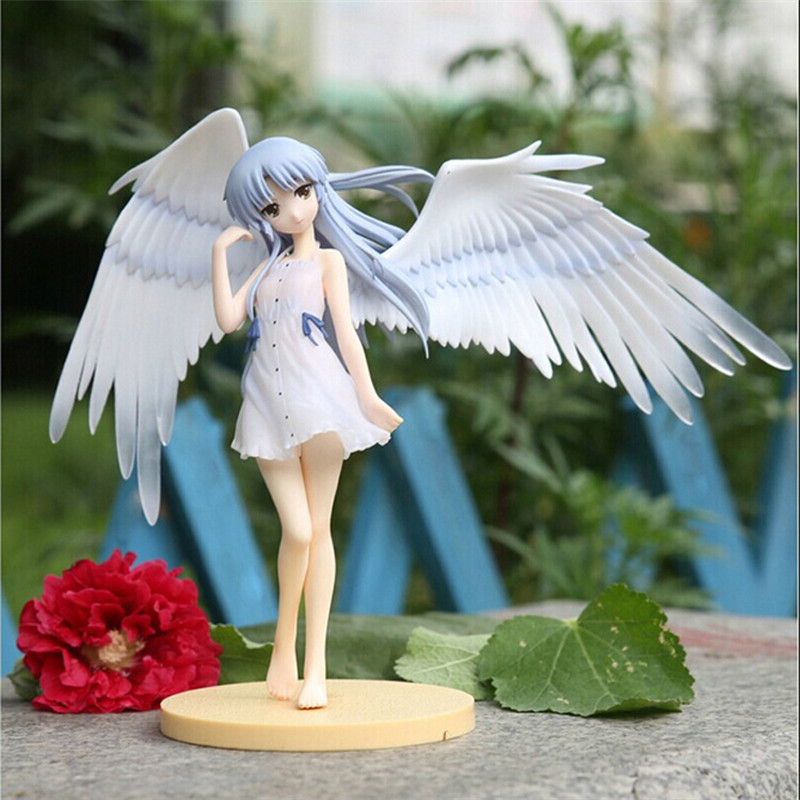 ACGN Anime Angel Beats Tachibana Kanade 1/7 Scale Painted PVC Action Figure Toys Cute 22cm Angel Girl Collection Dolls Free Ship<br><br>Aliexpress