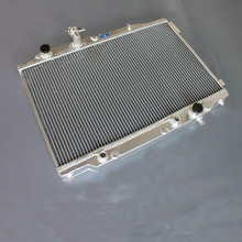 ALLOY RADIATOR For MAZDA MX6/626;and for FORD PROBE GT/GL GD F2/F2T 2.2 NA/TURBO A/T 88-92