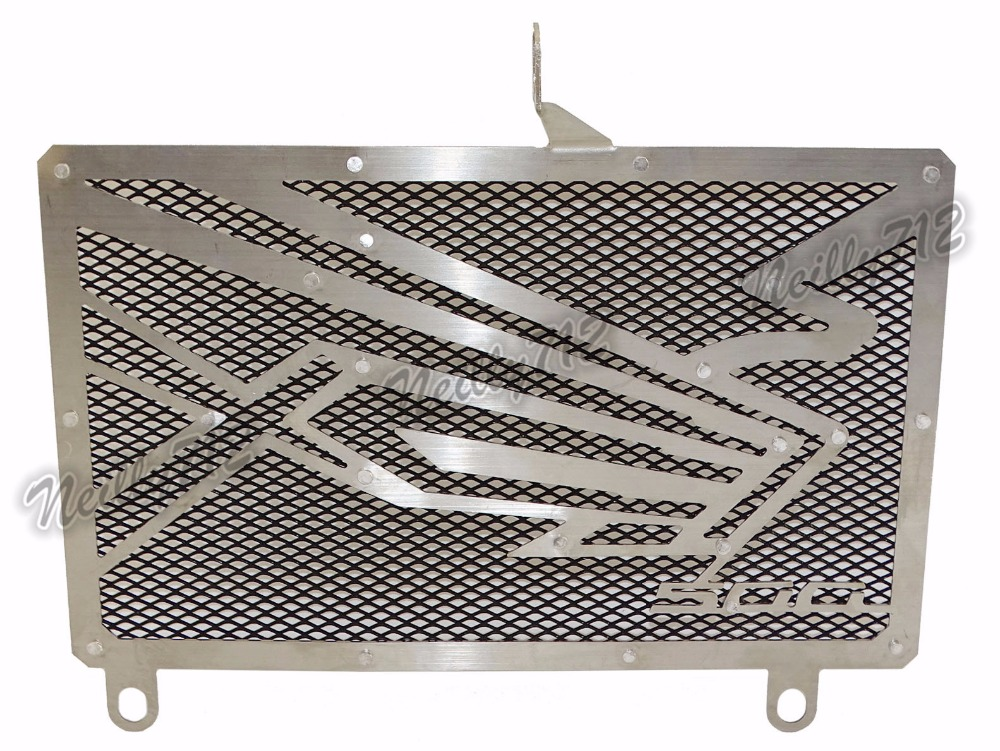 waase Radiator Protective Cover Grill Guard Grille Protector For HONDA CB500F CB500X CB 500 F X 2013 2014 2015 2016 2017<br>