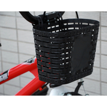 Kids Bike Basket Bicycle Plastic Front Basket Bags Handlebar Bags Stroller Scooter Basket Child Bicycle Basket Bike Accessories