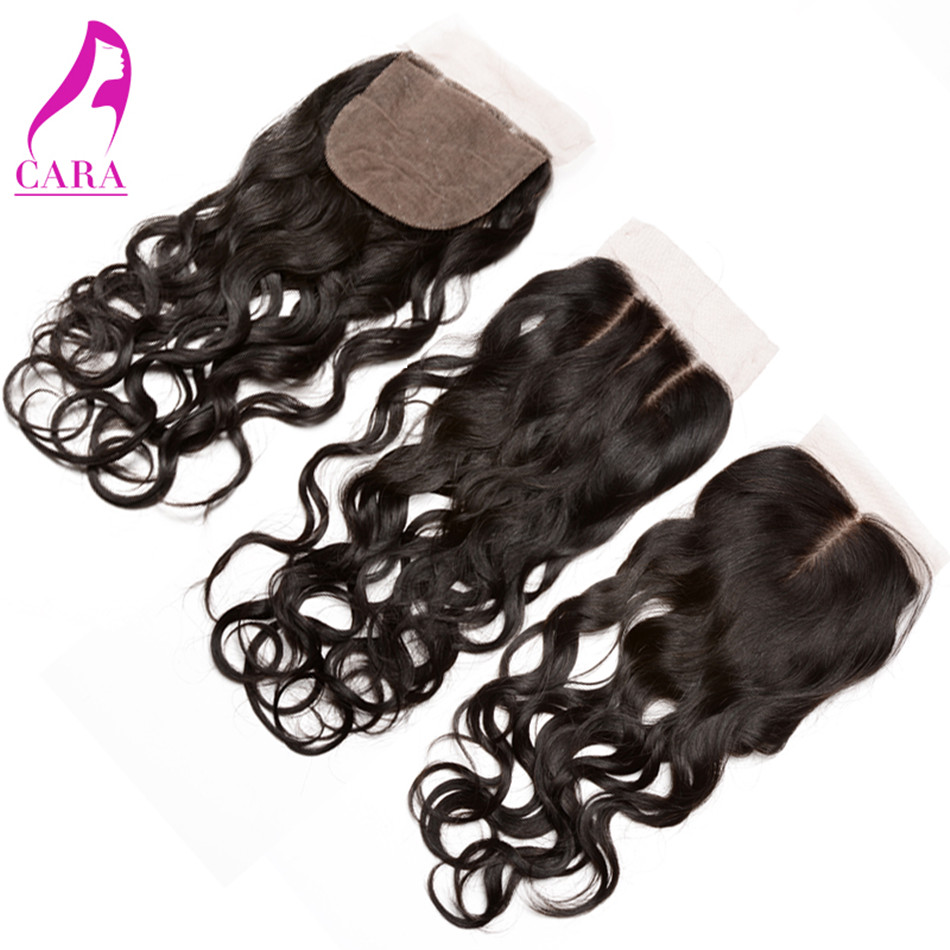 6A Peruvian Water Wavy Silk Base Closure 4x4 Bleached Knots Peruvian Silk Base Lace Closure Human Hair Hidden Bleached Knots<br><br>Aliexpress