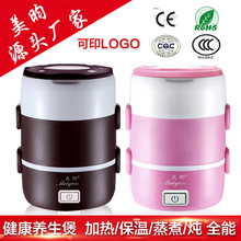 mini electric cooker electric boxes multi-function electronic insulation cooking heating boxes gifts of small household