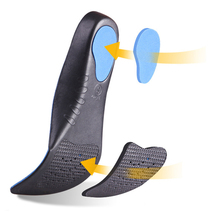 Orthopedic insole flat foot orthotics man&women shoes arch support cushion feet care insert unisex new health pad sole TH0196