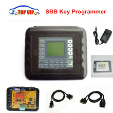 2018 Big discount!!! Newest SBB Key Programmer V33.02 Professional Auto Car Key Programmer High Quality Support many languages(China)