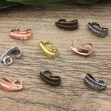 Buy 10pcs/lot Pendant Clasps Hook Bail Clip Jewelry Charm Neckalce Pendant Connectors DIY Jewelry Making Findings for $1.99 in AliExpress store
