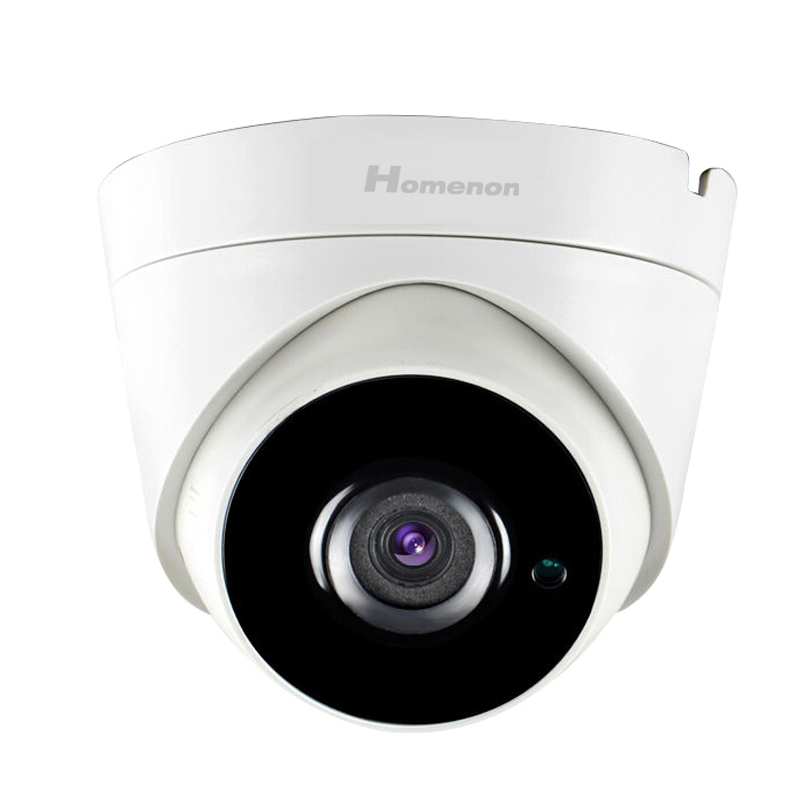 Homenon 2MP 1080P CCTV AHD Indoor IP IR mini Dome Security Camera 30m infrared max<br>