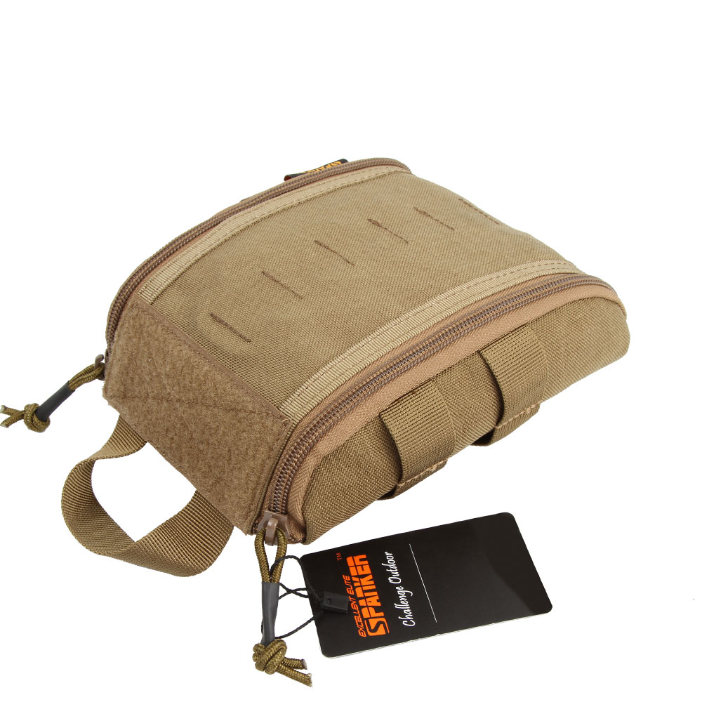 Outdoor Tactical First Aid Bags Molle Quick Medical Survival Pouch Military Outdoor Hunting Bag Pocket