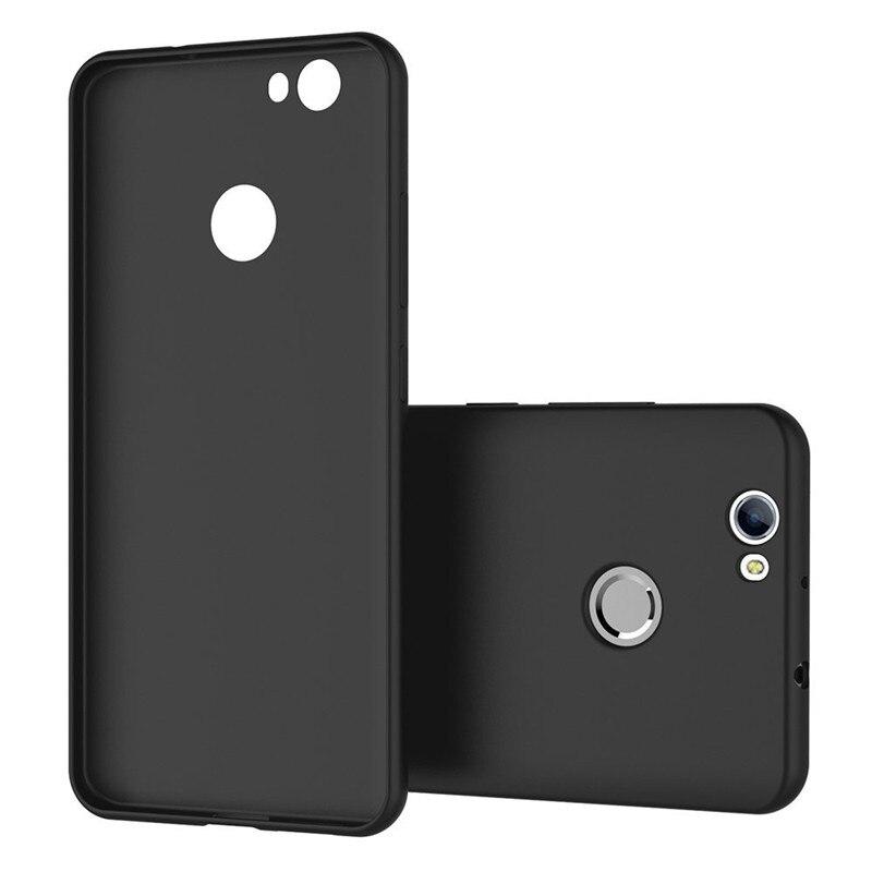 For Huawei Nova Case Huawei Nova Case Soft Silicone Back Cover Phone Case For Huawei Nova 1 Nova1 CAN-L11 Black (6)