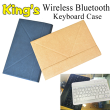 "10.1"" Wireless Business Local Language Bluetooth Keyboard Case For Acer Iconia One 10 B3-A40 B3 A40 Tablet PC With 4 Gifts"