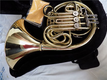 F/Bb Double Row French Horn Four Flats with Foambody case Shipping time 10-15 days Musical instruments