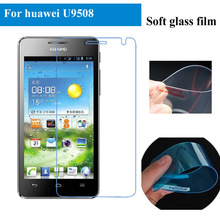For Huawei Honor 2 U9508 U8950D Soft Glass Nano Explosion proof Screen Protector Protective Film Guard Not Solid Glass