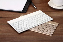 Luxury Aluminium Wireless Bluetooth Keyboard with/without 7 Color Backlight for Sony Xperia Tablet Z Z1 Z2 Z3 Z4 Z5