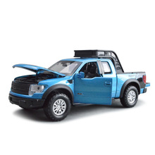 KD 1/28 Alloy Car Model Size 18Cm Excellent Die Cast Car W/Light N Sound. Alloy Acousto Optic Collection(China)