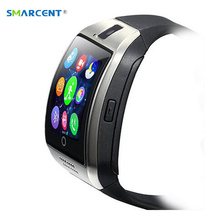 SMARCENT S1 Bluetooth Smart Watch with Camera Facebook Sync SMS MP3 Smartwatch Support SIM TF For IOS Android Phone pk gt08 dz09