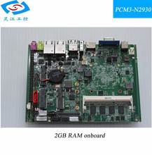 pico itx fanless mini board 12v embedded cheap mainboard(China)