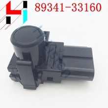 (4pcs) Free shipping 89341-33160-C0 Reversing Sensor Wireless Front And Rear Parking Sensors For  89341-33160