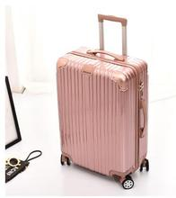 20 inch 22inch 24 inch travel luggage suitcases Brand Rolling Luggage case bag Boarding Cabin Trolley Suitcase wheeled Case
