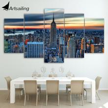 HD Printed new york city Painting on canvas room decoration print poster picture canvas Free shipping/ny-1758(China)