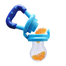 Infant Newborn Toddler Feeding Pacifier Baby Fresh Food Fruits Soup Feeder Dummy Soother Weaning Nipple