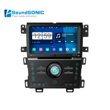 For Ford Edge Android 4.4.4 S160 Automotivo In Dash Car PC Auto Monitor Car Radio CD DVD GPS Autoradio Android For Ford Edge(China)