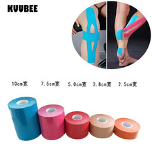 KUUBEE 3 Type Sports individual water resistance Kinesio tape Therapy Muscle Stickers Tape Bandage Strain Injury Support