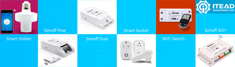 Itead Sonoff Pow Wireless WiFi Switch onoff 16A With Real Timing Power Consumption Measurement Home Appliance IOS Android