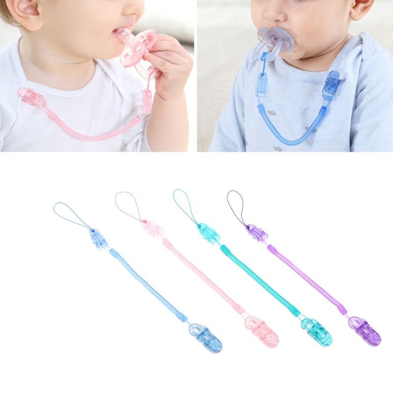 Towel Clip Baby Bandana Holder Pacifier Clasps Infant Soother Nursing Supplies