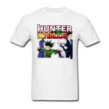Create T-shirts for Men's Class Men's T Hunter x Hunter group XS-3XL Japanese Anime Hacks T Daily Wear Tops