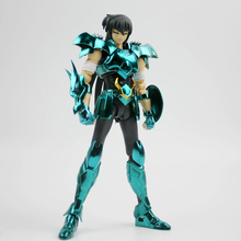 DVZ Toy Dragon Shiryu V3 Version final Cloth EX metal armor GREAT TOYS GT EX Bronze Saint Seiya Myth Cloth Action Figure