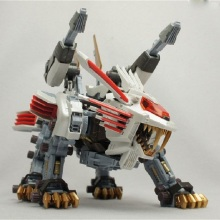 Good ZOIDS Assembled Model Toys: RZ-028 Blade Liger Mirage 1:72 Model No Need Russian Language Easy Assembled Best Gifts