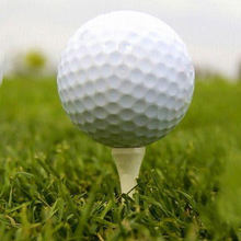 1pc Golf Ball Wood Wooden Tee Straight Wood Long TEE 83mm Long final clear out at the drop shipping