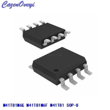 M41T81M6E M41T81M6F M41T81 sop-8 Serial access Real-Time Clock with alarm IC 10pcs/lot in stock(China)