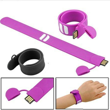 Hotsale USB 32GB 256GB Flash Drive 128GB Bracelet Wrist Band USB2.0 Memory Stick 2.0 Pen Drive 64GB Unique Pendrive 512GB Gift