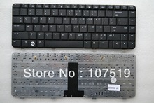 Free Shipping New keyboard for HP Compaq Pavilion DV2000 DV2100 DV2700 DV2900 Presario V3000 V3100 US version