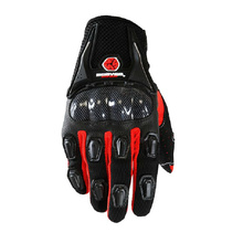 Scoyco MC09 Full Finger High Protective Racing Motobike Gloves Scooter Riding Motorcycle motos guantes luvas motocross MTB Black(China)