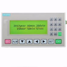 Text display OP320 OP320-A panel display screen HMI with RS232/RS422/RS485 for various PLC modbus RTC (real time clock)(China)