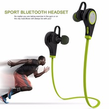 Q9 Headphones Wireless Sports Bluetooth Earphone  In ear Headset Running Music Stereo Earbuds Handsfree with Mic for xiaomi